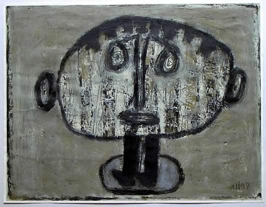 ohne Titel, 1997, 50x65cm