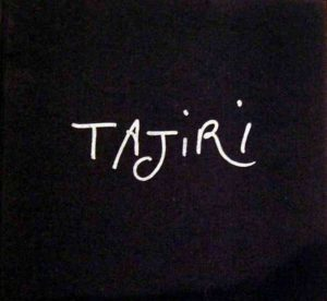 Katalog Shinkichi Tajiri