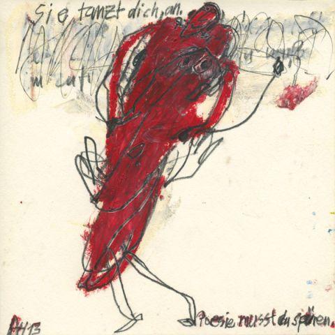 Sie tanzt dich an- Poesie mußt du spüren A13-17